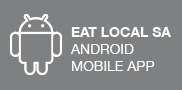 Eat Local SA Android Mobile App