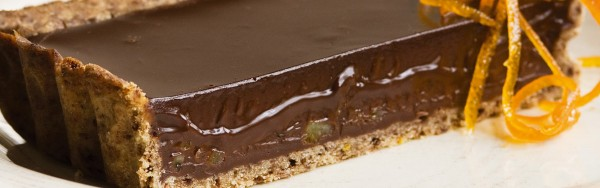 Haigh's Chocolates Dark Orange Tart