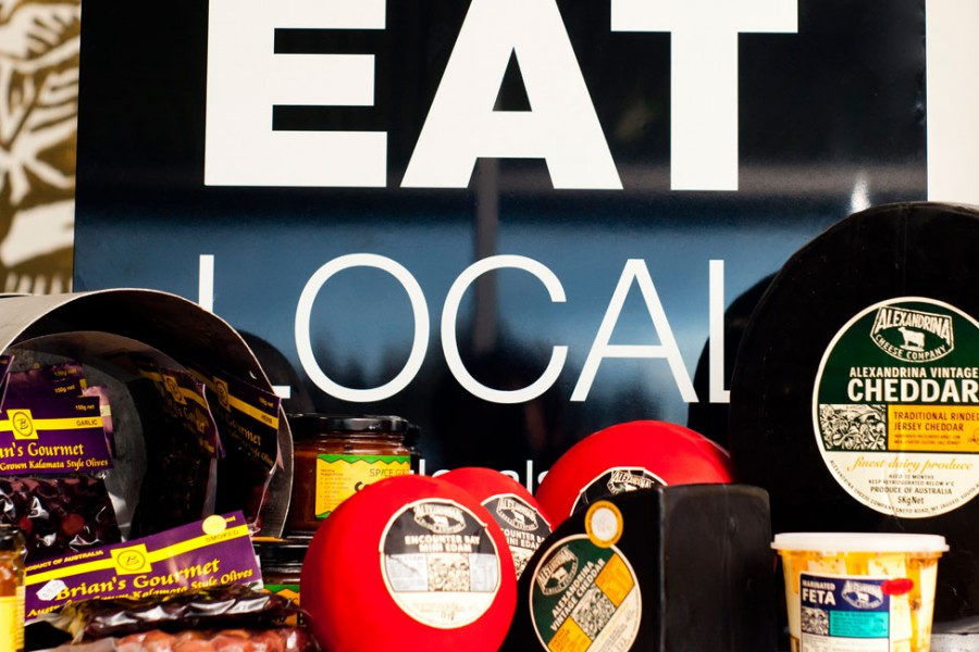 Eat Local SA regional retail